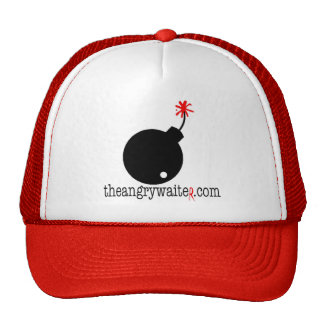 The Angry Waiter Hat - Big Bomb