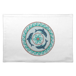 THE ANICENT CREST CLOTH PLACEMAT