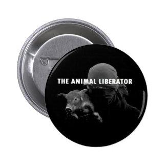 The Animal Liberator Button