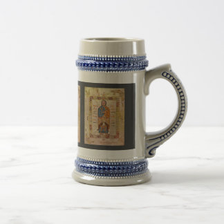 The Animal The Tetramorph Gospels Folio 5V By Thom Coffee Mugs
