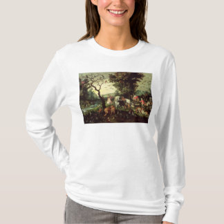 The Animals Entering Noah's Ark T-Shirt