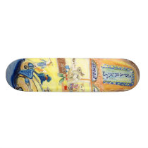 The Animals Night Out On The Town Skateboard Deck