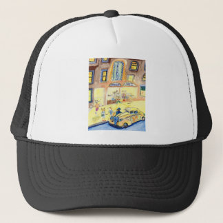 The Animals Night Out On The Town Trucker Hat