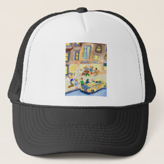 The Animals Night Out Trucker Hat