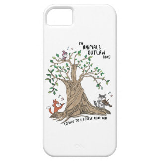 The Animals Outlaw Band iPhone SE/5/5s Case