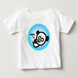 The Animated Baby - Yoga Panda Shirt