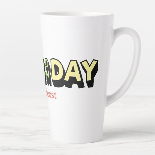The AniMonday Latte Mug