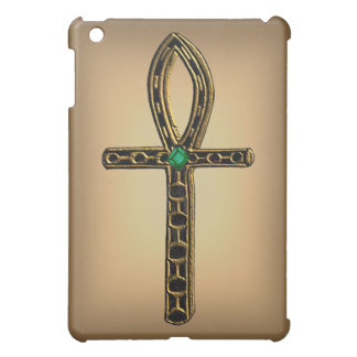 The Ankh (gold) Case For The iPad Mini