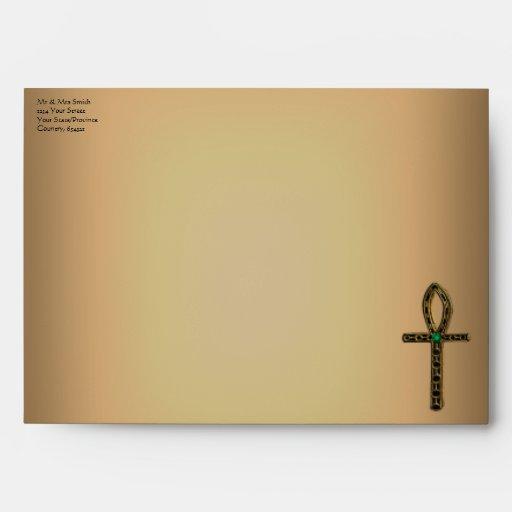 The Ankh (gold) Envelopes