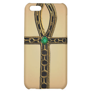 The Ankh (gold) iPhone 5C Covers