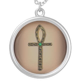 The Ankh (gold) Jewelry