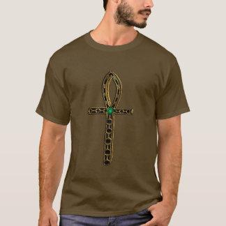 The Ankh (gold) T-Shirt