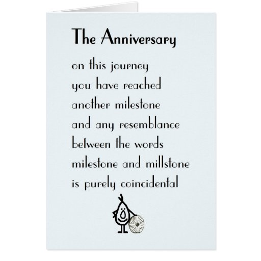 The Anniversary – A ...