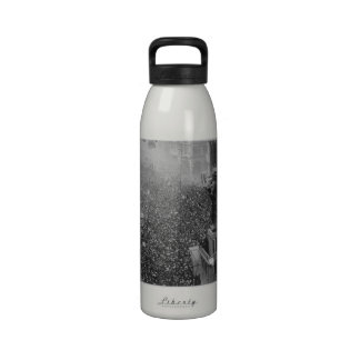 The Announcing of the Armistice 11.11.1918 Reusable Water Bottle