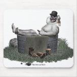 The Annual Bath Mousepads