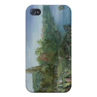 The Annual Parish Fair in Schelle, 1614 iPhone 4/4S Case