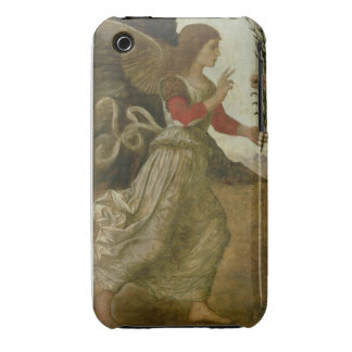 The Annunciating Angel Gabriel iPhone 3 Cover