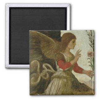 The Annunciating Angel Gabriel Magnet
