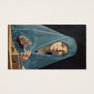 The Annunciation, 1474-75 (oil on panel) Business Card