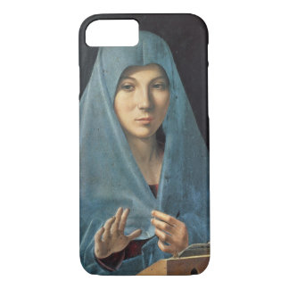 The Annunciation, 1474-75 (oil on panel) iPhone 7 Case