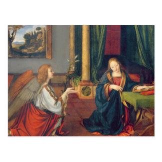 The Annunciation, 1506 Postcard