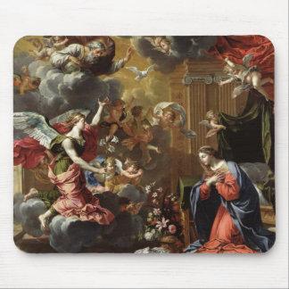 The Annunciation, 1651-52 Mouse Pad