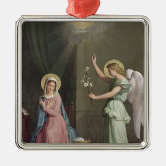 The Annunciation, 1859 Metal Ornament