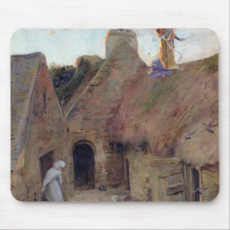 The Annunciation, 1908 Mouse Pad