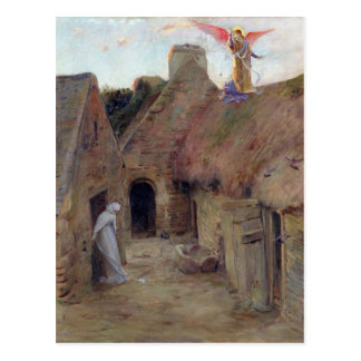 The Annunciation, 1908 Postcard