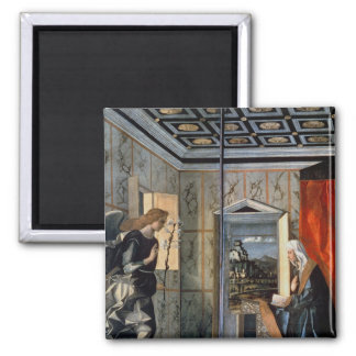 The Annunciation 2 Magnet