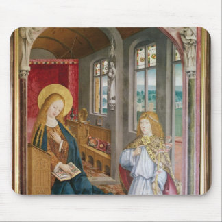 The Annunciation 2 Mouse Pad
