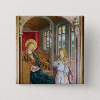 The Annunciation 2 Pinback Button