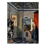 The Annunciation 2 Post Card
