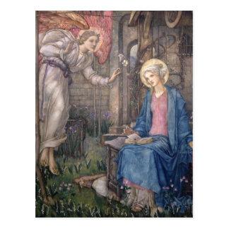 The Annunciation 2 Postcard