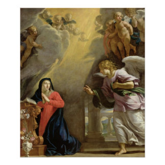 The Annunciation 2 Poster