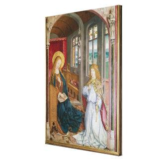 The Annunciation 3 Canvas Print