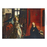 The Annunciation 3 Greeting Card