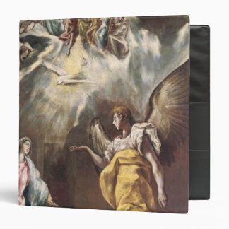 The Annunciation 3 Ring Binder