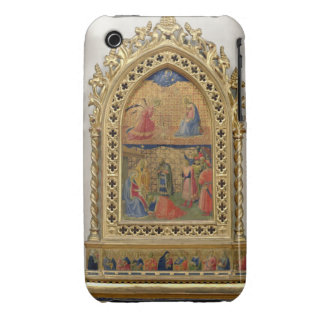 The Annunciation and the Adoration of the Magi te iPhone 3 Case-Mate Case