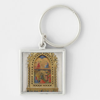 The Annunciation and the Adoration of the Magi (te Keychain