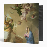 The Annunciation, before 1652 3 Ring Binders