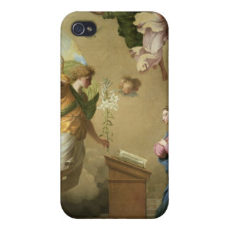 The Annunciation, before 1652 iPhone 4/4S Case