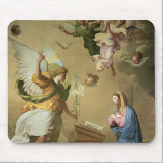 The Annunciation, before 1652 Mouse Pad