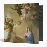 The Annunciation, before 1652 Vinyl Binder