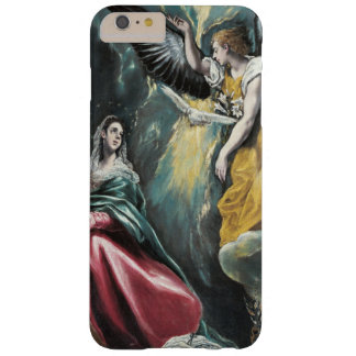 The Annunciation by El Greco Barely There iPhone 6 Plus Case
