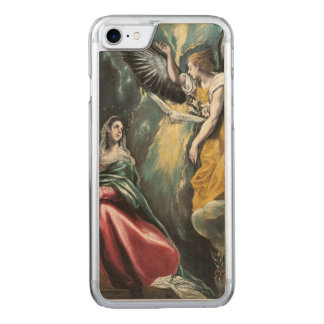 The Annunciation by El Greco Carved iPhone 7 Case