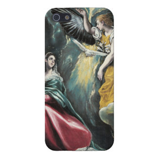 The Annunciation by El Greco Case For iPhone SE/5/5s