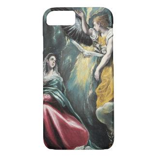The Annunciation by El Greco iPhone 7 Case