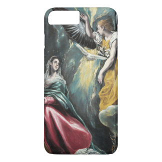 The Annunciation by El Greco iPhone 8 Plus/7 Plus Case