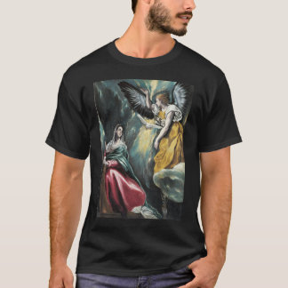 The Annunciation by El Greco T-Shirt